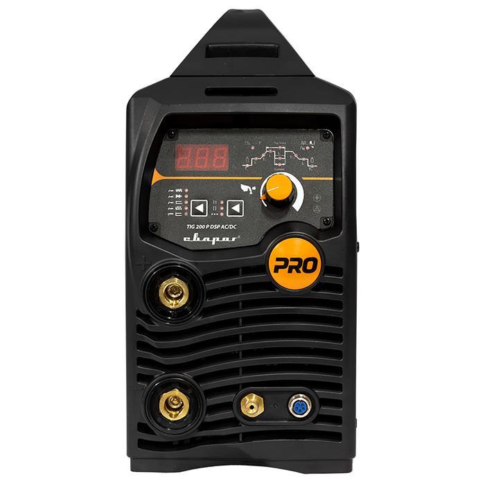 """Инвертор сварочный """"СВАРОГ"""" TIG 200 P DSP AC/DC """"PRO""""E201, 7.5 кВт, 200А, 220В"""