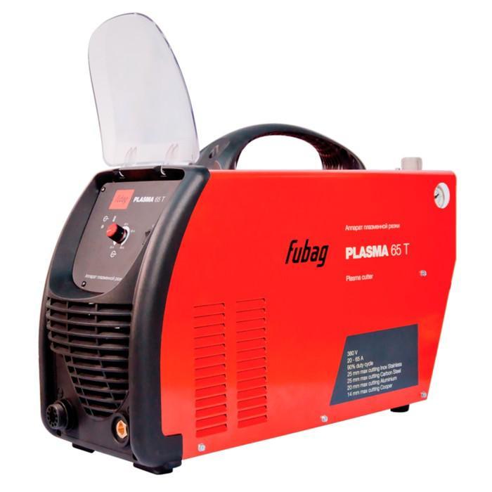 Аппарат плазменной резки Fubag PLASMA 65 T, 380В, 9.5 кВт, с плазменной горелкой FB P60