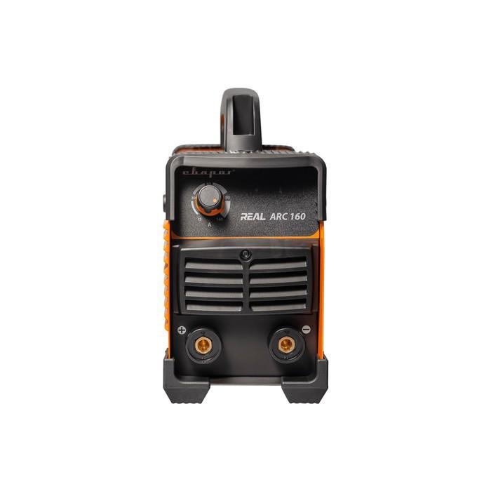 """Инвертор сварочный """"Сварог"""" ARC 160 REAL Z240N, 160-270 В, 6.2 кВа, 15-160 А, d=1.5-3.2 мм"""