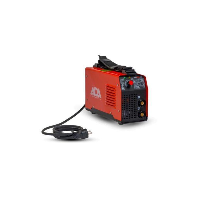 Сварочный инвертор IronWeld 160 ADA,кейс, 10-160А, 2-4мм, ПВ 60%, 220В, 4.6кВт