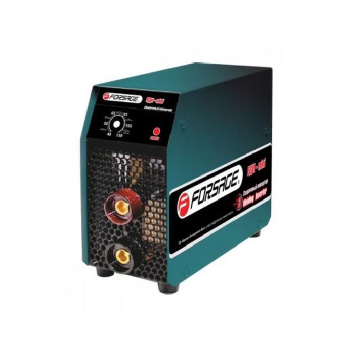 Инвертор сварочный Forsage F-ВДИ-mini, ММА DC, 20-150 А, 1.6-4 мм, 5 кВт, 220 В