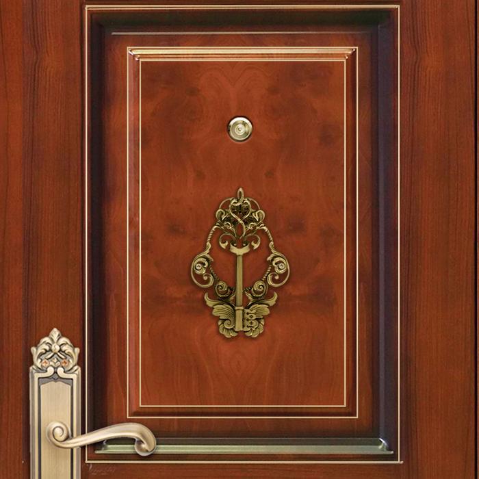 """Дверной молоток """"Ключик"""""""