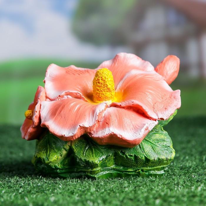 "Садовая фигура ""Декор на траву Вьюнок"" 11х14х13,5см"