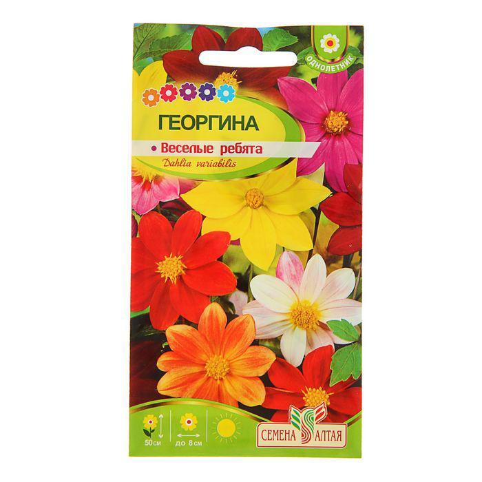 Цветов, веселые ребята цветов купить семена