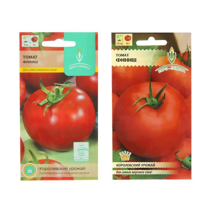 Семена Томат Финиш, низкорослый, 0,1 гр