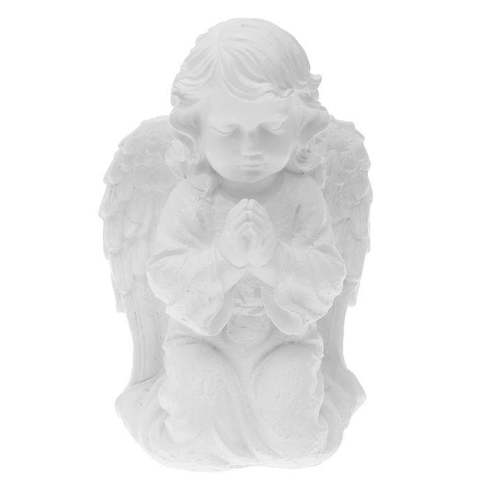 """Статуэтка """"Ангел"""" огромная, белая"""