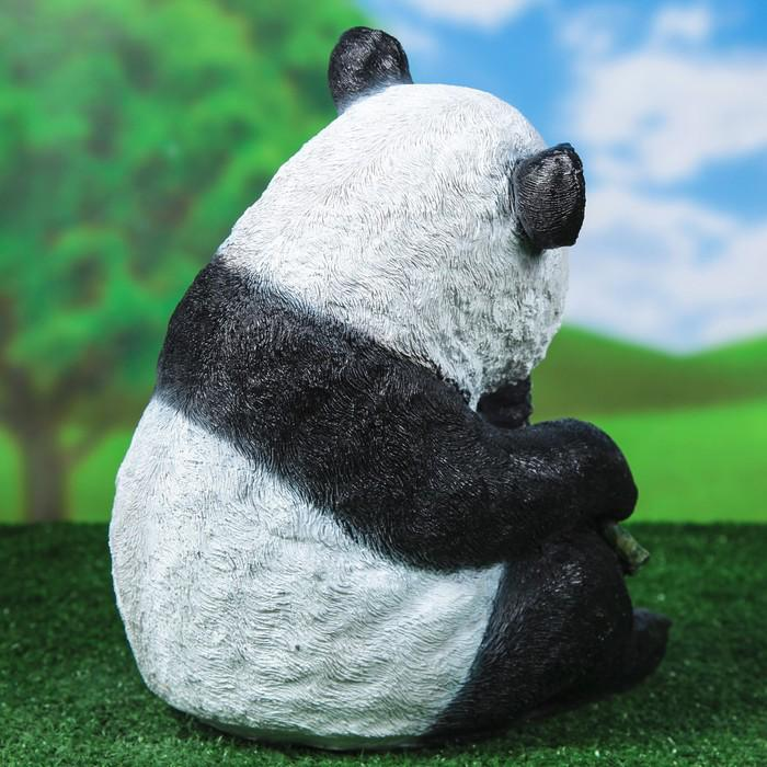 "Садовая фигура ""Панда"" малая"