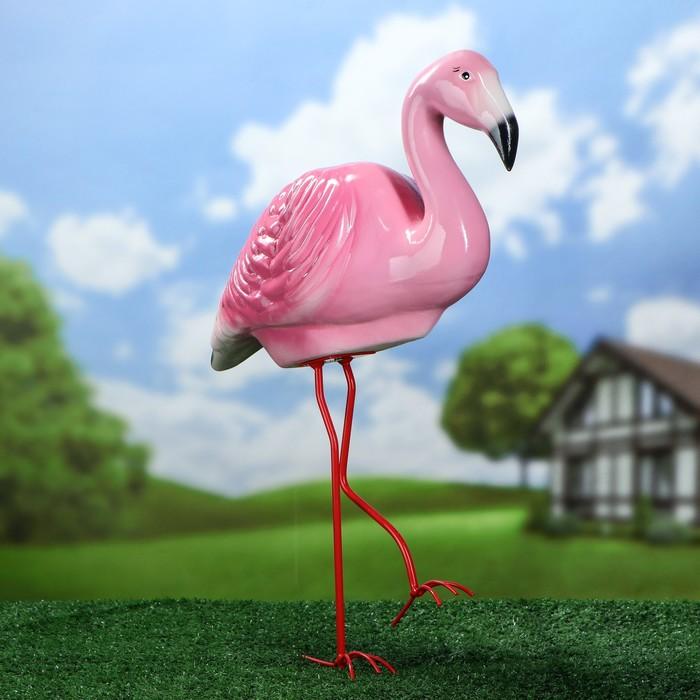 "Садовая фигура ""Фламинго"" 110 см"