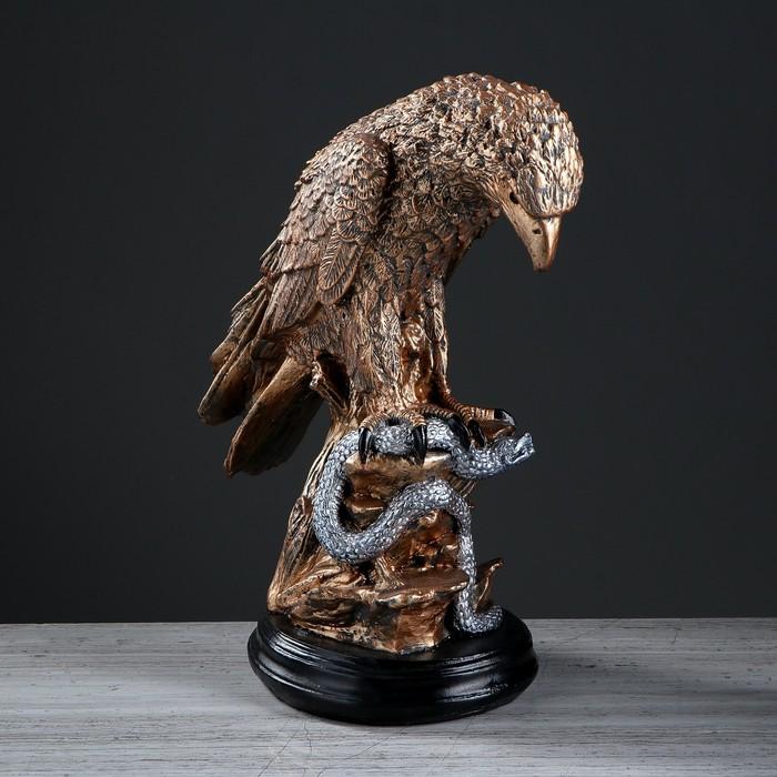 """Статуэтка """"Орёл со змеёй"""" 43 см"""