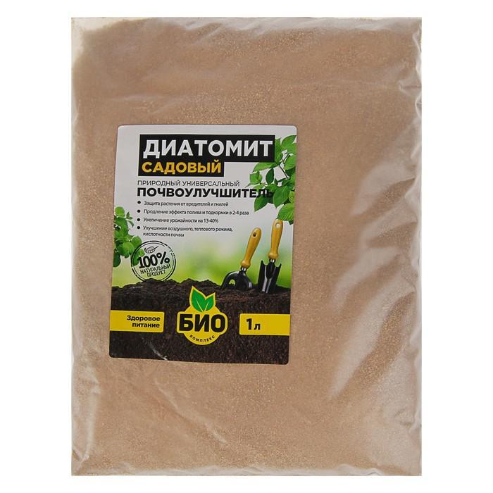 Диатомит Садовый БИО-комплекс, 1 л