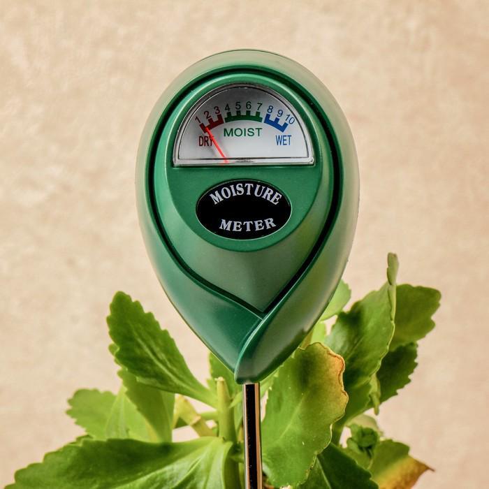 Прибор для измерения влажности почвы