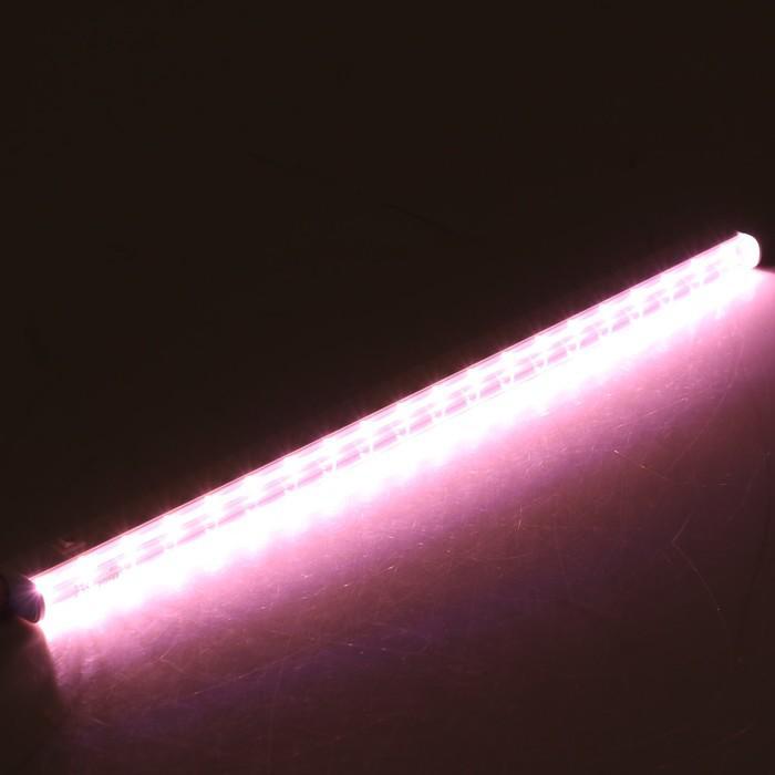 Светильник для растений светодиодный Uniel, 570мм, выкл. на корп., для фотосинтеза,пластик