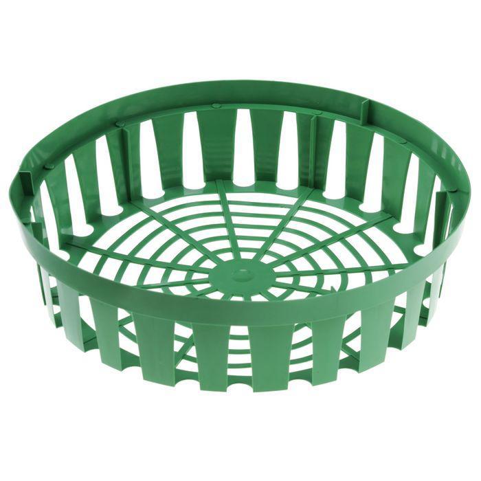 Корзина для луковичных, круглая, 30 × 7,4 см