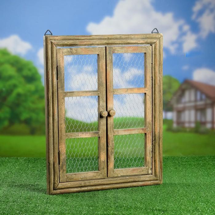 Окно декоративное 4*43*54 см