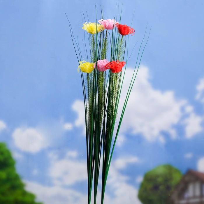 """Штекер садовый """"Розы"""" 75*3*3 см"""