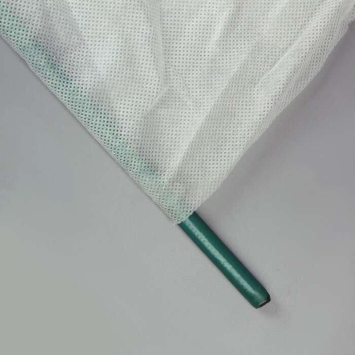 Парник «Весна», длина 7 м, 8 дуг из металла, укрывной материал 60 г/м², длина дуги 4 м