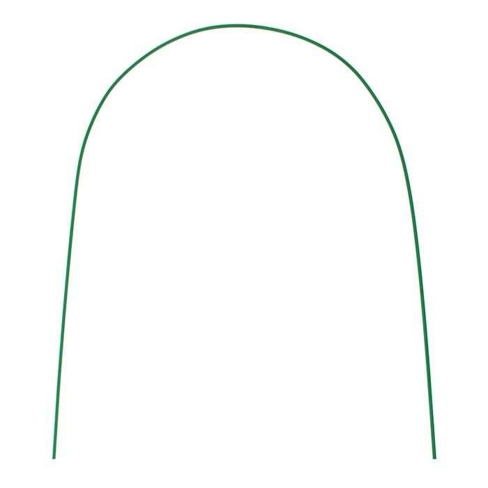 Дуги парниковые 3 м, 6 шт., d = 10 мм, в кембрике