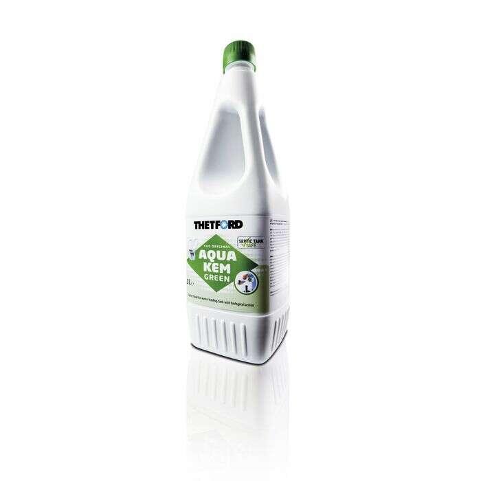 Жидкость для биотуалета «АкваКемГрин», 1,5 л