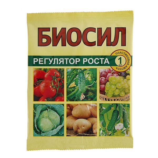 Удобрение Биосил, пластиковая ампула, 1 мл