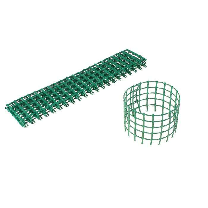 Кустодержатель для клубники, d = 10 см, h = 11 см, пластик, микс (набор 10 шт.)