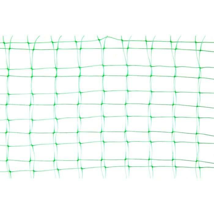 Сетка садовая, 4 × 5 м, ячейка 1.2 × 1.2 см
