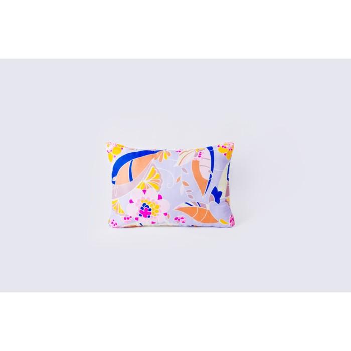 Подушка «Файбер», размер 68 × 68 см, полиэстер, цвет МИКС