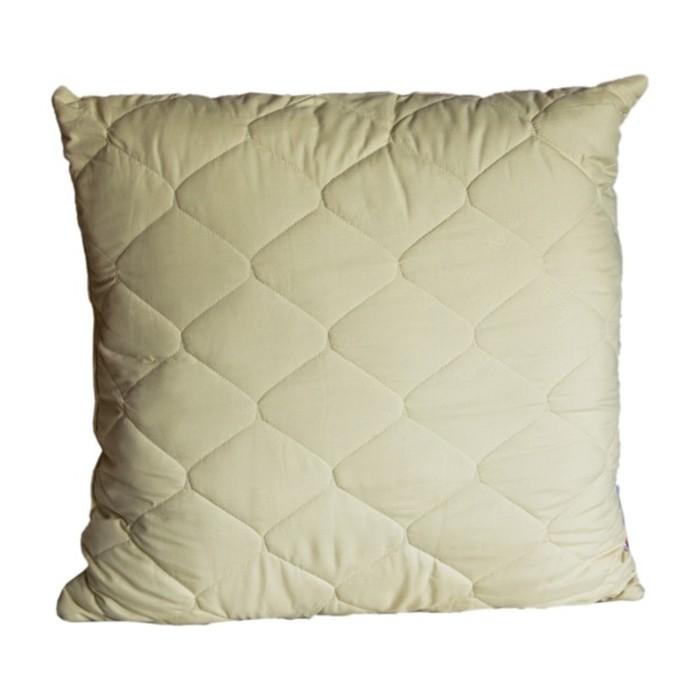 Подушка упругая «Караван», размер 50 × 70 см, силиконизированное волокно