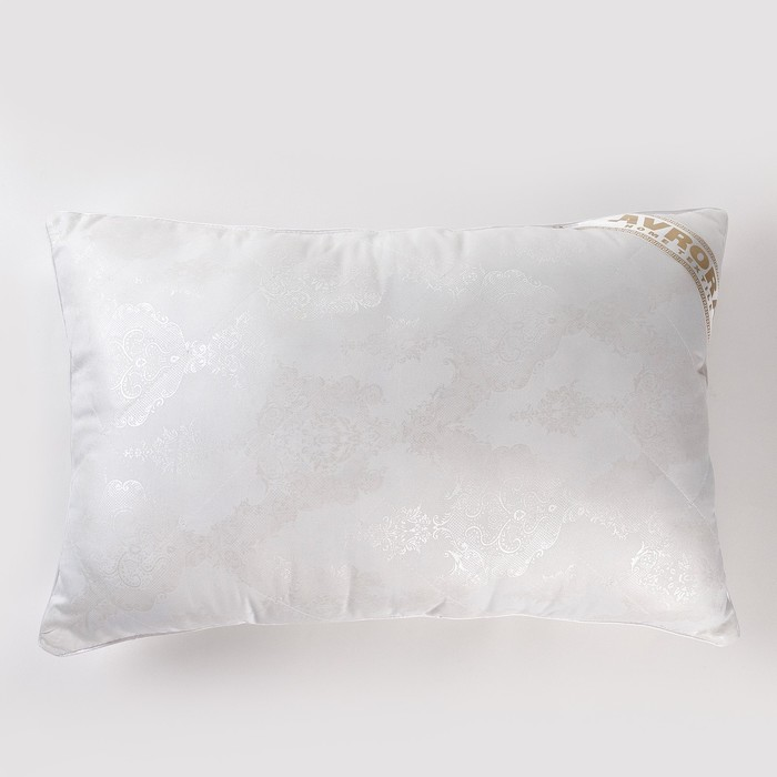 Подушка Бамбук 50х70 см, чехол Глоссатин стеганный