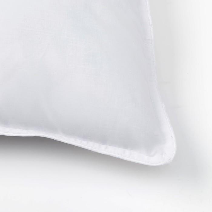 Подушка Миромакс 50х70 см иск. лебяжий пух, поплин, хл 100%