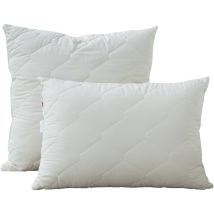 Подушка «Золотое руно», размер 70 × 70 см, силиконизированное волокно