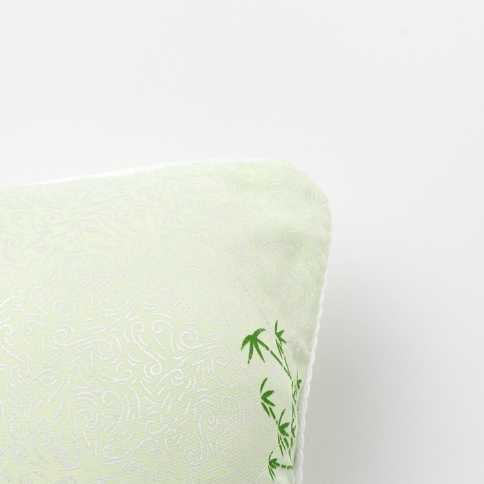 Подушка Бамбук 50х70 см, чехол ТИК пуходержащий