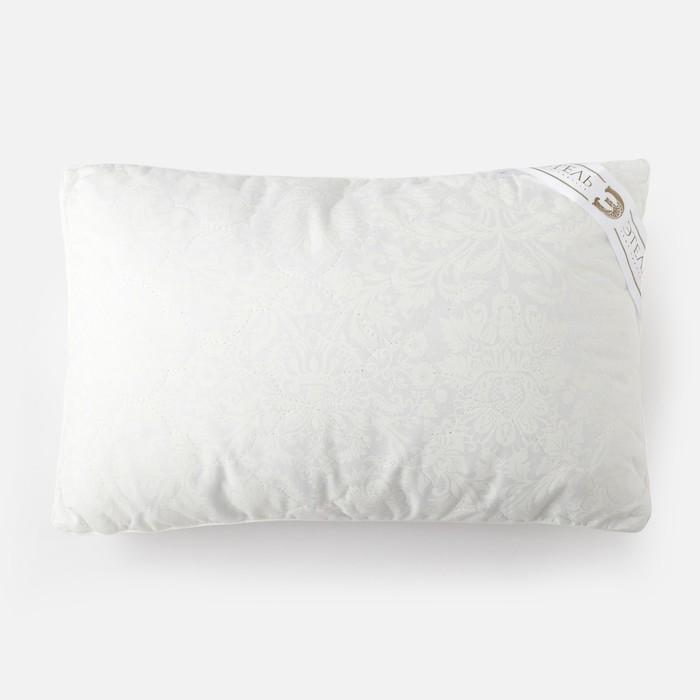 Подушка «Этель» Лебяжий пух 50×70 см, поплин