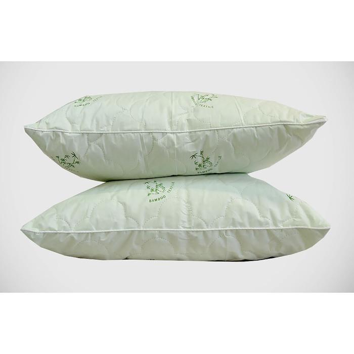 Подушка Бамбук 50х70, тик, конверт, хл 100%