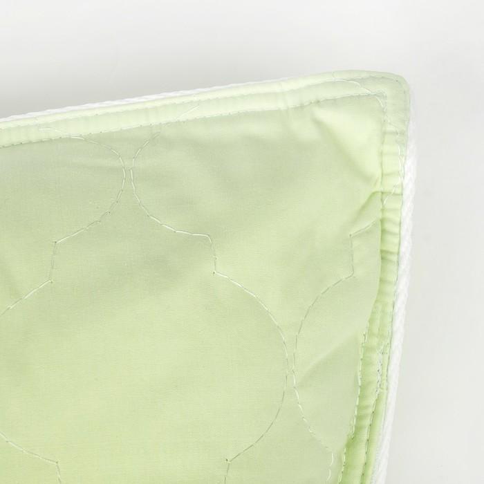 "Подушка Адамас ""Эвкалипт"", размер 70х70 см, эвкалиптовое волокно, чехол тик"