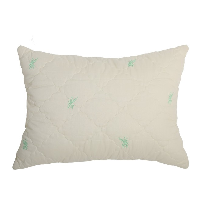 Подушка упругая «Бамбук», размер 50 × 70 см