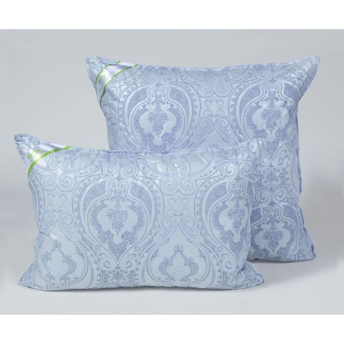 Подушка стёганная 70х70 см, бамбуковое волокно, ткань тик, п/э 100%