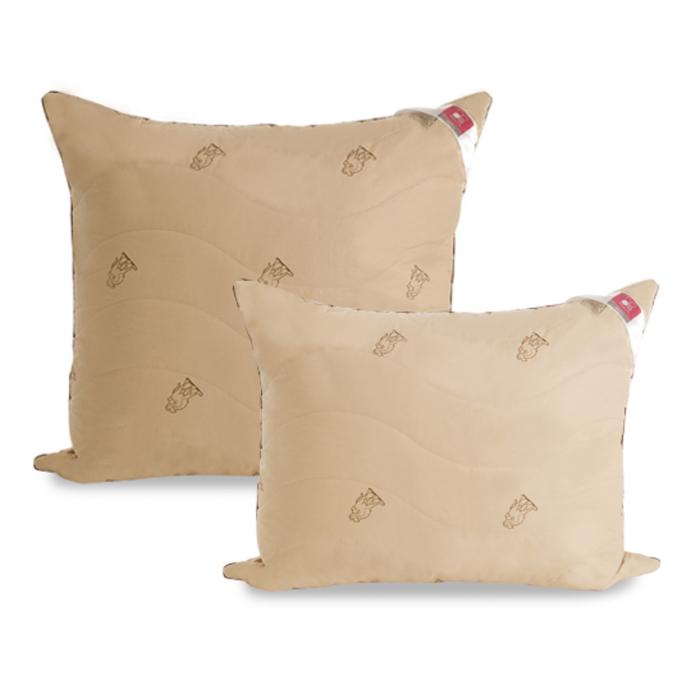 Подушка «Верби», размер 68 × 68 см, тик, бежевый