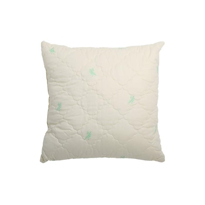 Подушка упругая «Бамбук», размер 70 × 70 см