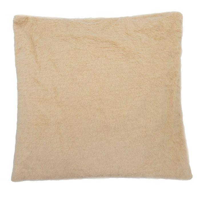 Подушка «Здоровый сон», размер 70х70 см, лузга гречихи, овечья шерсть, лён 100%