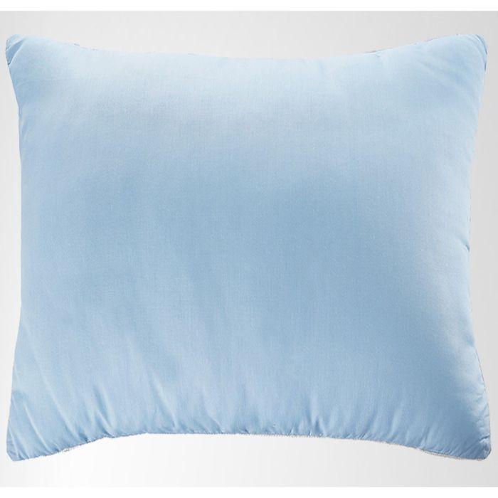 Подушка «Лежебока», размер 68 × 68 см, голубой