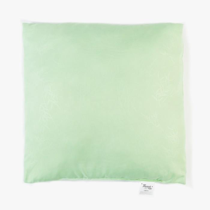 Подушка высокая Тихий Час «Идеал», 50 х 50 см, силиконизированное волокно, принт МИКС