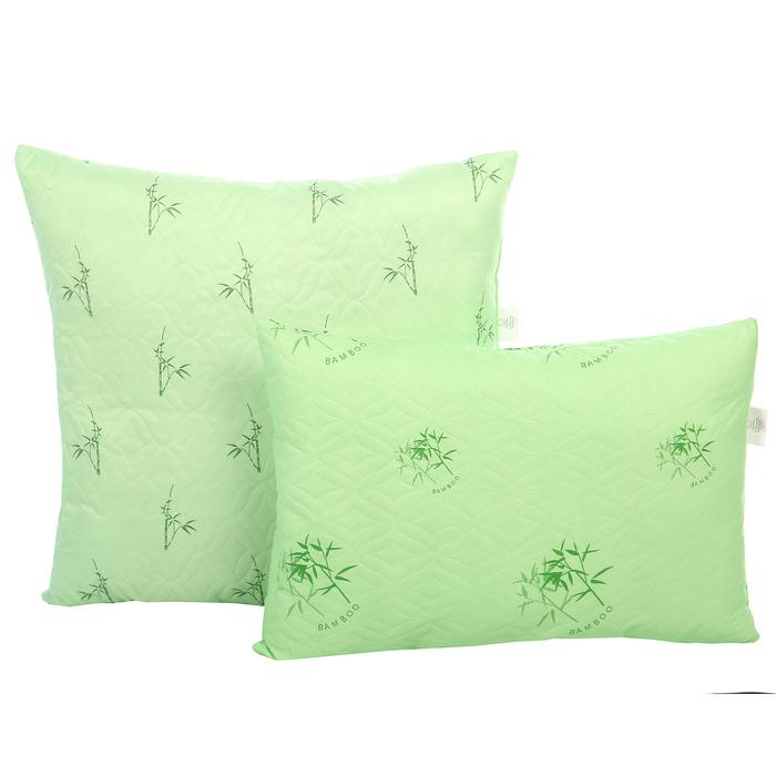 Подушка «Бамбук», 50х70 см, бамбуковое волокно/полиэфир, пэ 100%