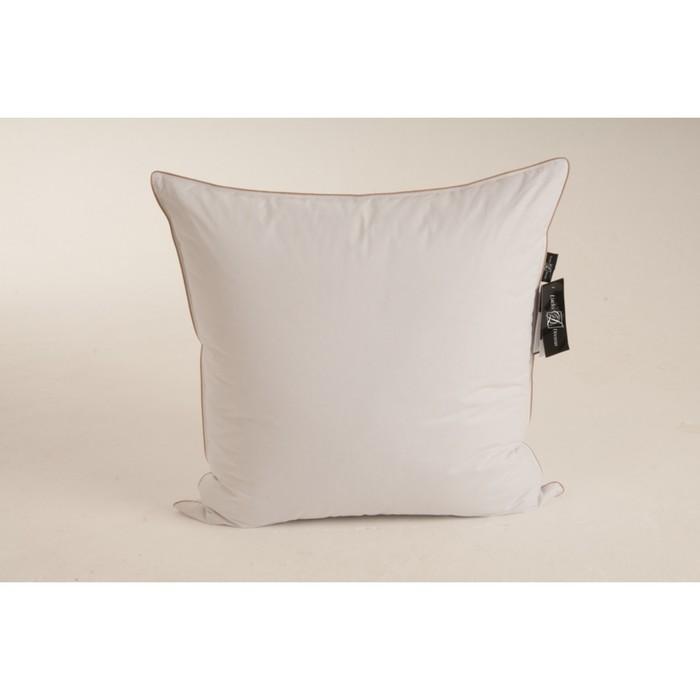 Подушка Comfort, размер 68 × 68 см, твил, белый
