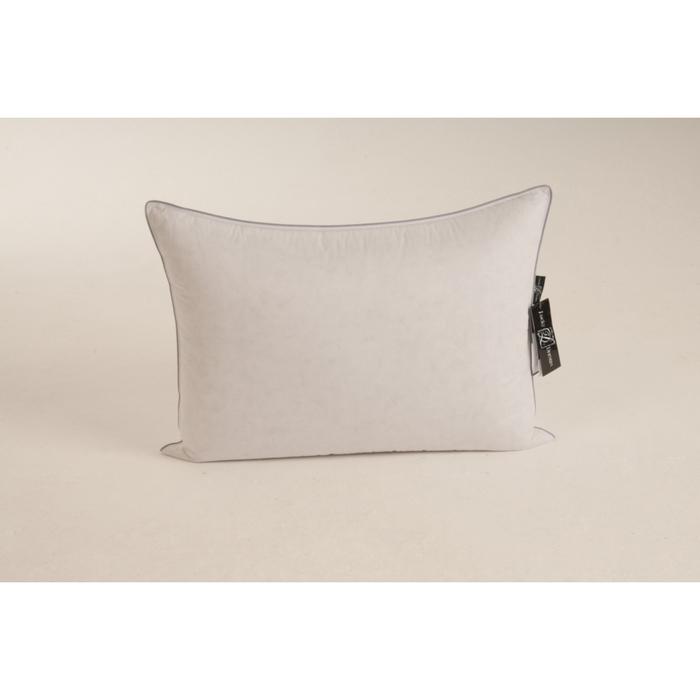 Подушка Bliss, размер 50 × 68 см, батист, белый