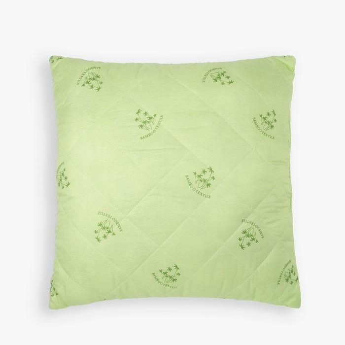 Подушка «Миромакс» Бамбук 50х70 см, файбер, п/э 100%