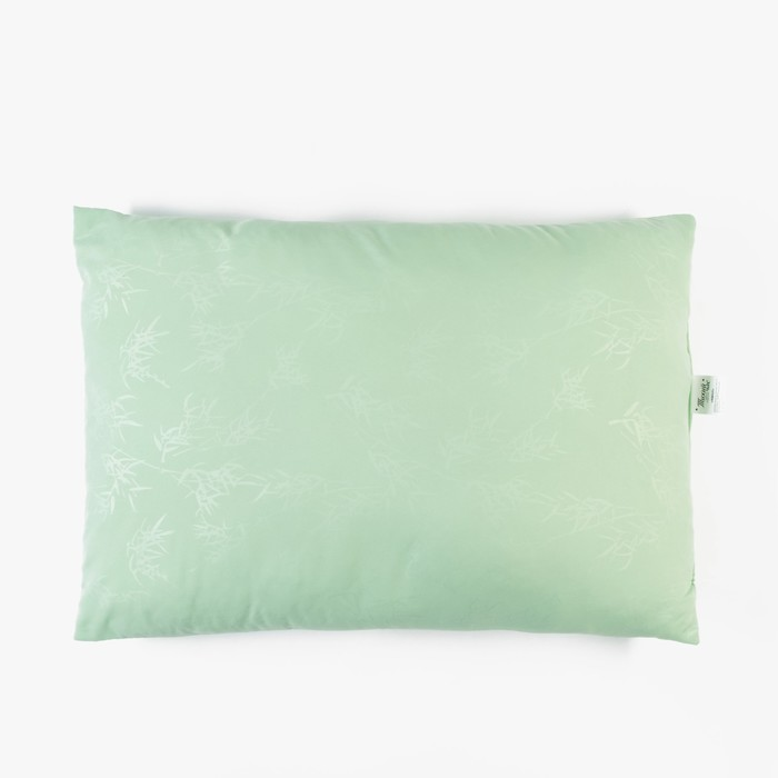 Подушка высокая Тихий Час «Идеал», 50 х 70 см, силиконизированное волокно, принт МИКС