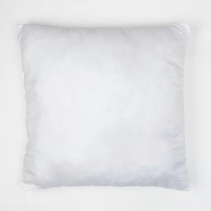 Подушка Миромакс 70х70 см холлофил, микрофибра, пэ 100%