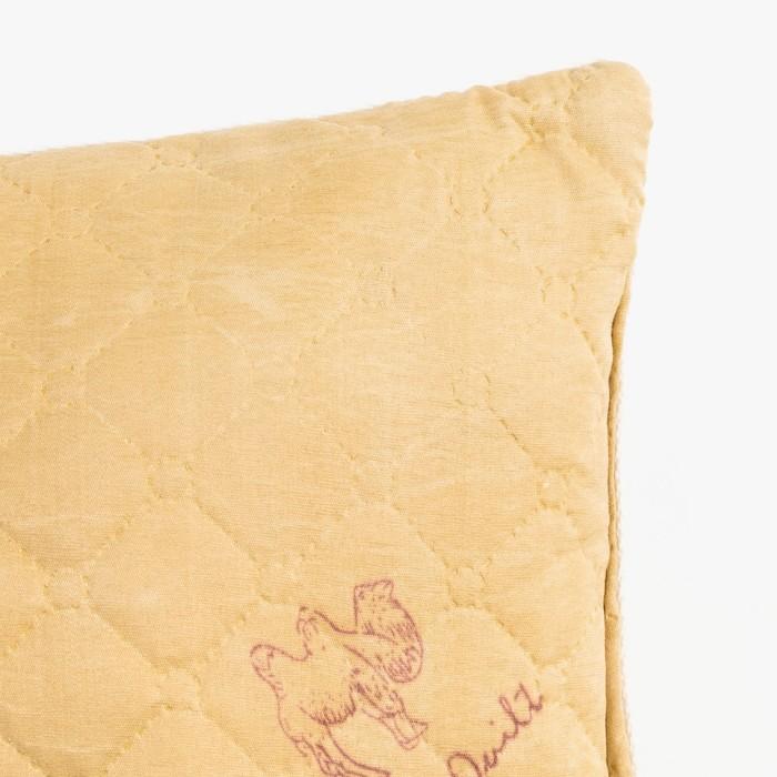 Подушка Верблюд 50х70, пэ ультрастеп, конверт