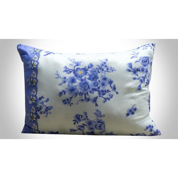 Подушка, 70х70 см, полиэфирное волокно, цвет МИКС