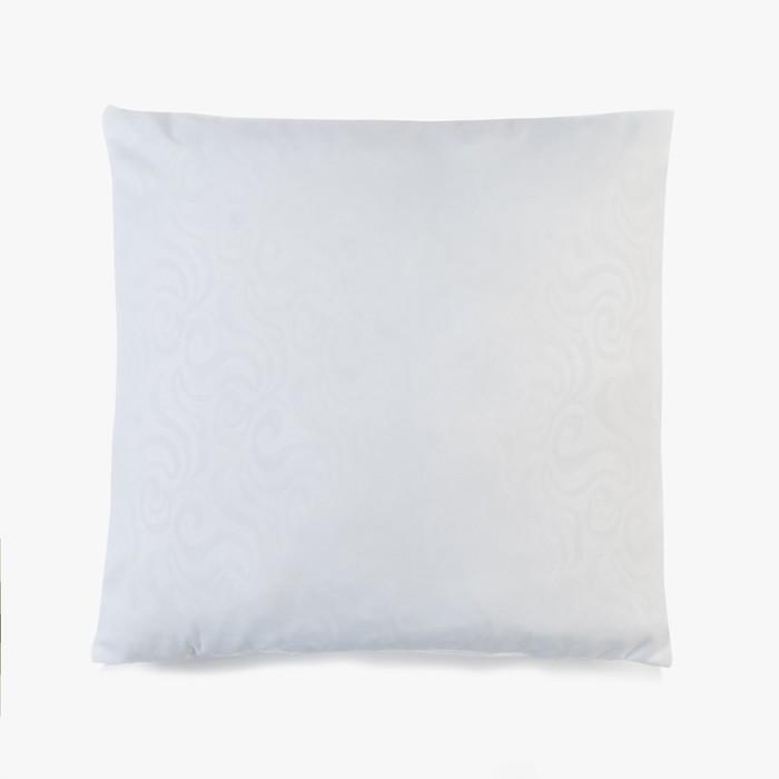 Подушка высокая Тихий Час «Идеал», 68 х 68 см, силиконизированное волокно, принт МИКС